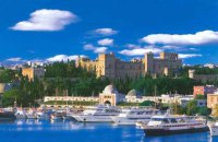 Rhodes, the Wonder of the East Aegean