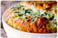 Spinach Pie SOUFFLE