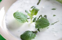 Tzatziki - Greek yogurt garlic dip