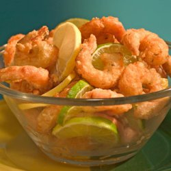 320 x 320: FOOD - FRIED SHRIMP