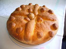 Chios Christ Bread (Christopsomo)