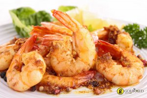 Prawns with Honey Sauce