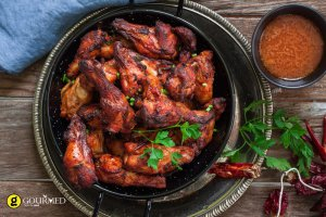 Moroccan Paprika Chicken