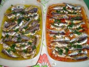 Mediterranean Fish fillets Recipe